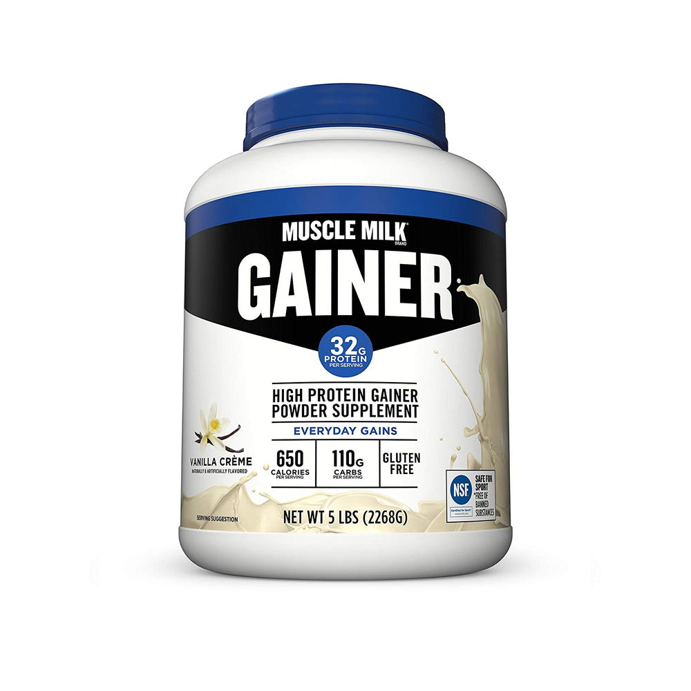 CytoSport Muscle Milk Gainer 머슬 밀크 게이너 5lb