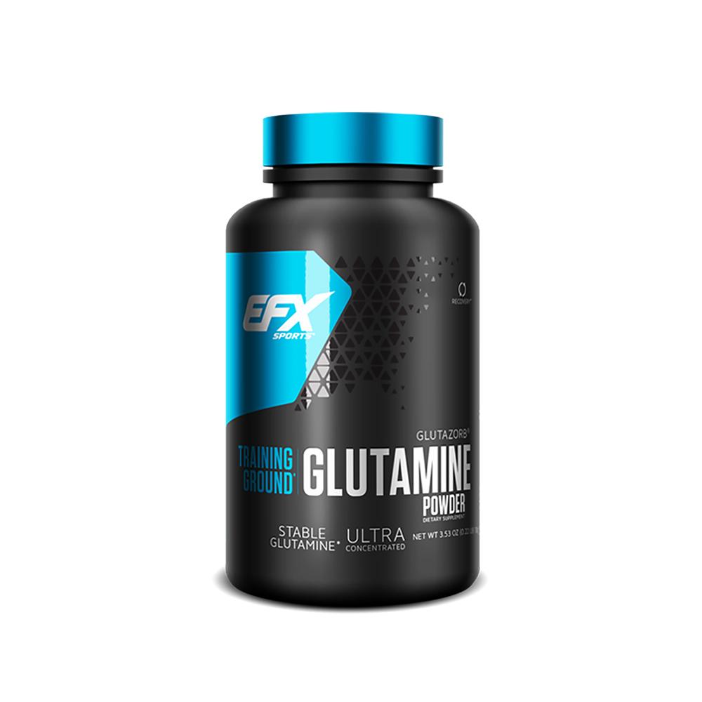 EFX 트레이닝 그라운드 글루타민 파우더 100g