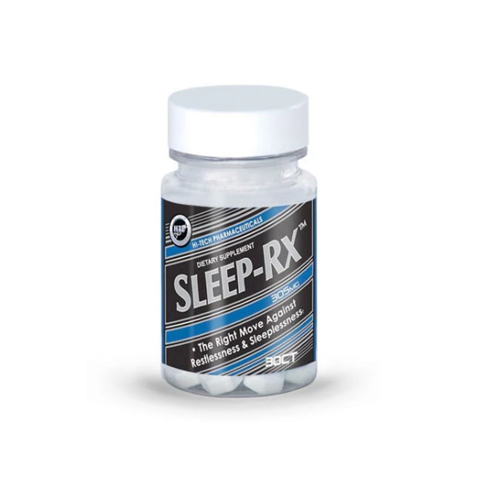 Hi-Tech 하이테크 Sleep-Rx 슬립 Rx 30캡슐