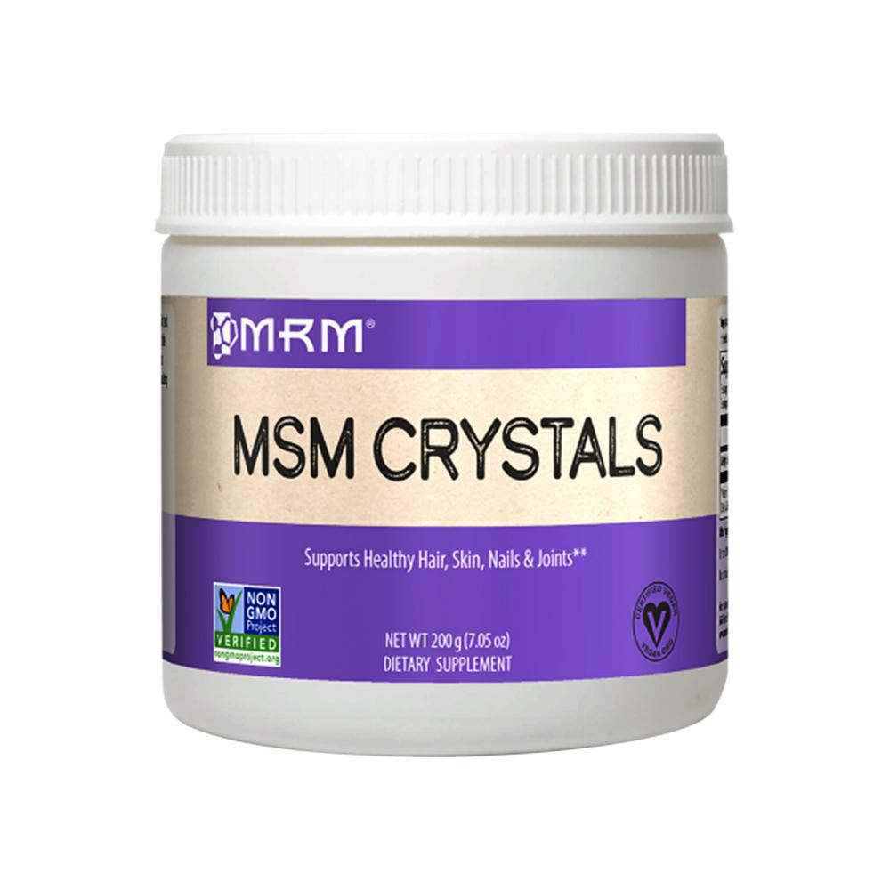 MRM MSM 크리스탈 MSM Crystals 200g