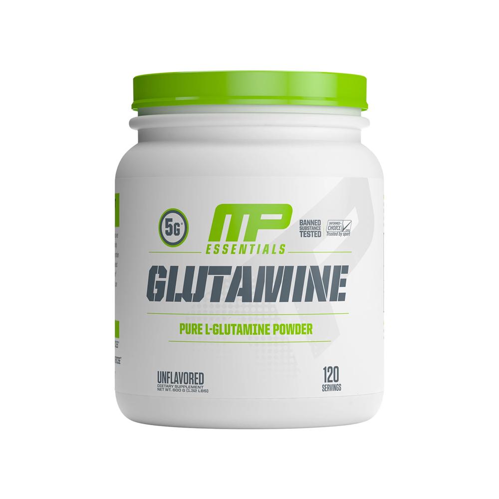 MusclePharm 머슬팜 글루타민 파우더 600g