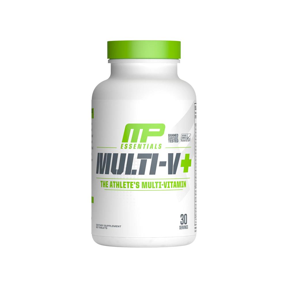 MusclePharm 머슬팜 멀티 V+ 멀티비타민 30서빙