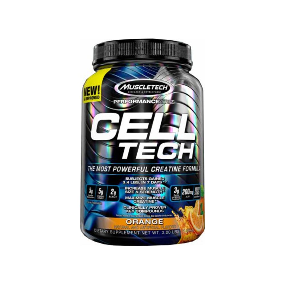 MuscleTech 머슬테크 셀 테크 3lb
