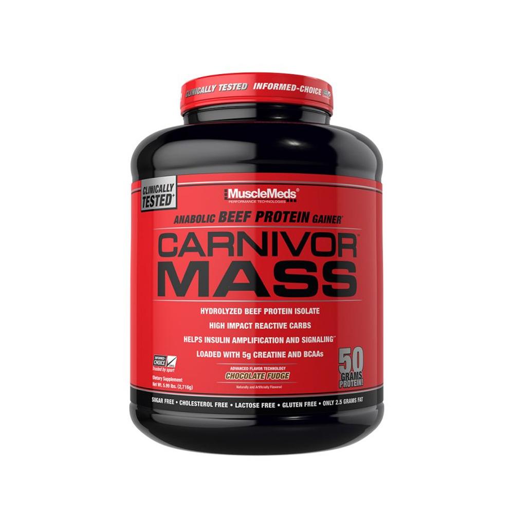 MuscleMeds 머슬매드 카니버 매스 게이너 Carnivor Mass 5.7lb