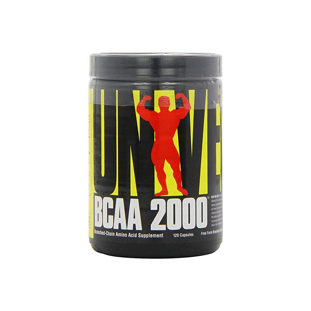 UNIVERSAL 유니버셜 BCAA 2000 120캡슐