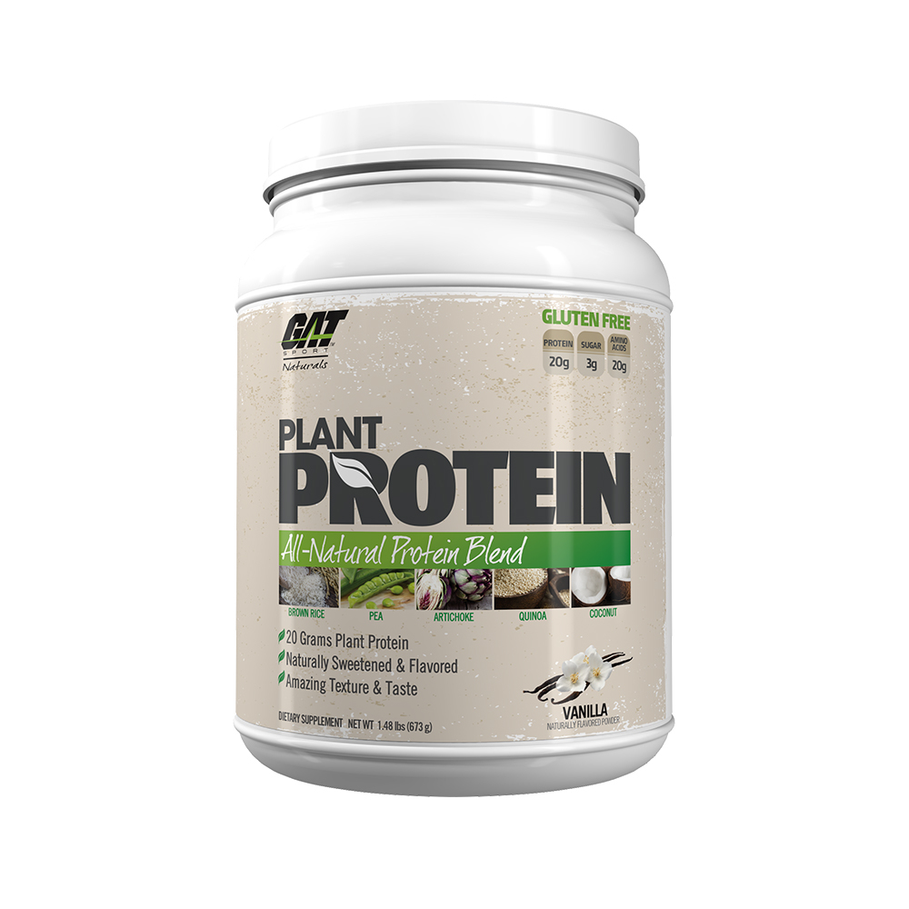 GAT 쥐에이티 플랜트 프로틴 Plant Protein 673g