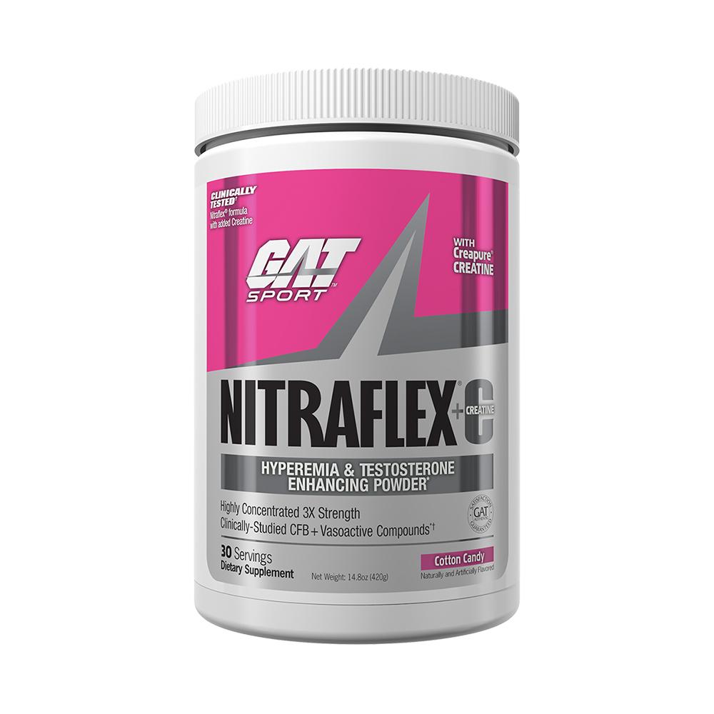 GAT 쥐에이티 니트라플렉스 + C Nitraflex + C 421g