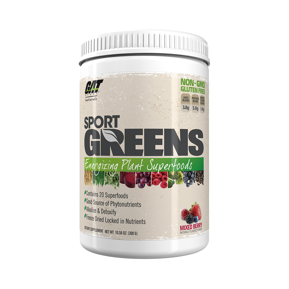 GAT 쥐에이티 스포츠 그린스 Sport Greens 300g