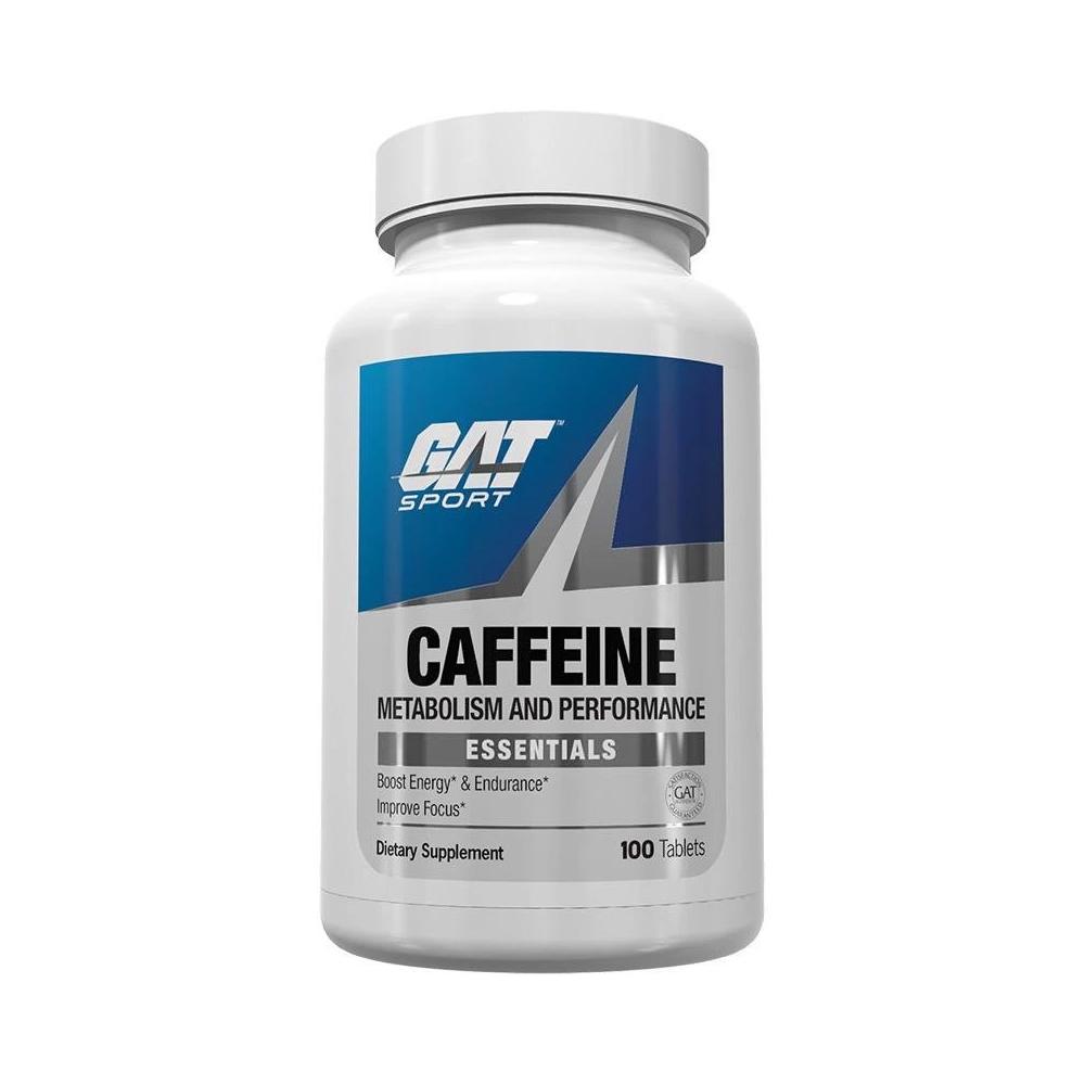 GAT 쥐에이티 카페인 Caffeine 100태블릿