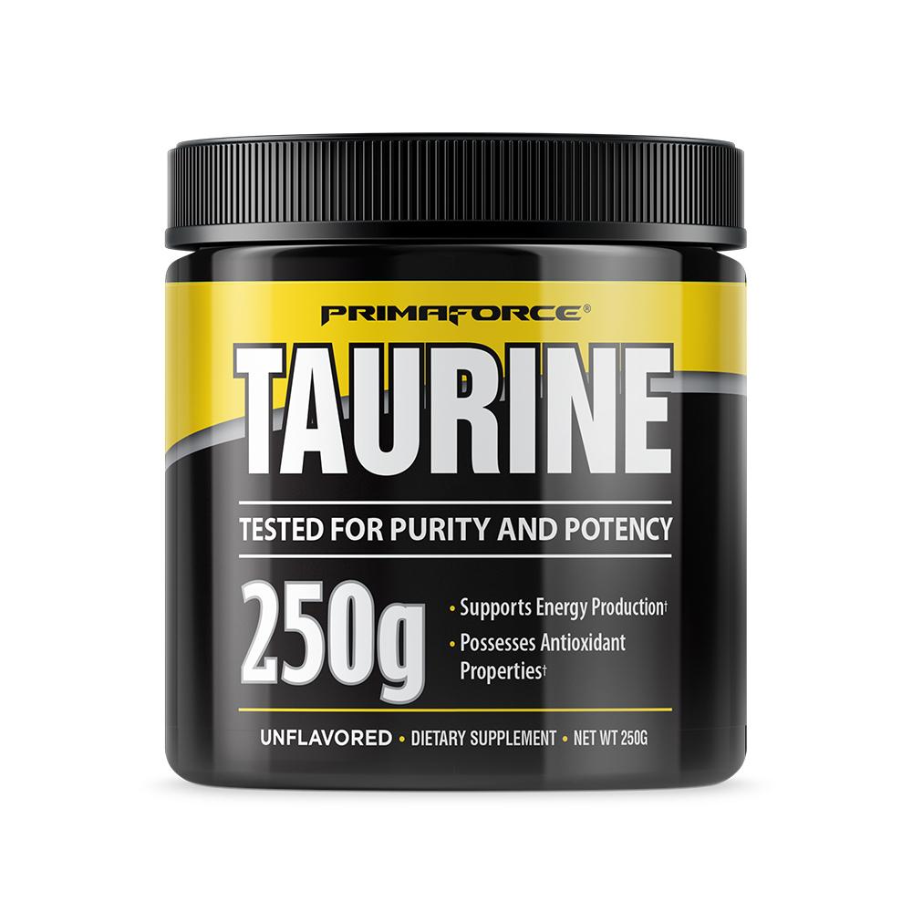 Primaforce 프리마포스 타우린 파우더 Taurine Powder 250g