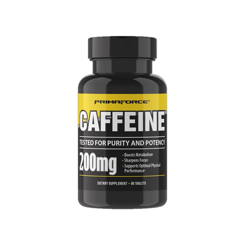 Primaforce 프리마포스 카페인 Caffeine 200mg 90탭