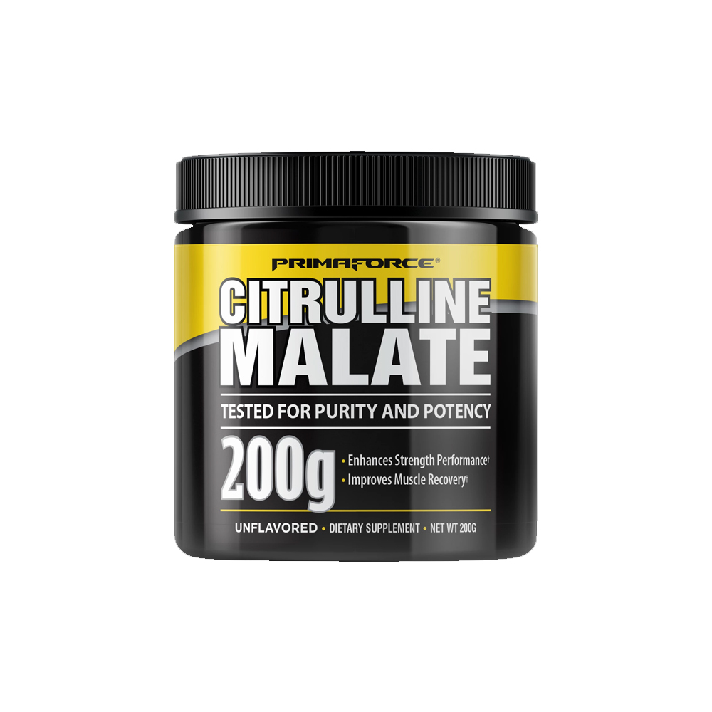 Primaforce 프리마포스 시트룰린 말레이트 200g