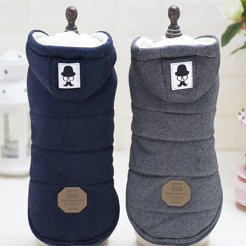 DOGnCATs D-10 패션 강아지 겨울옷