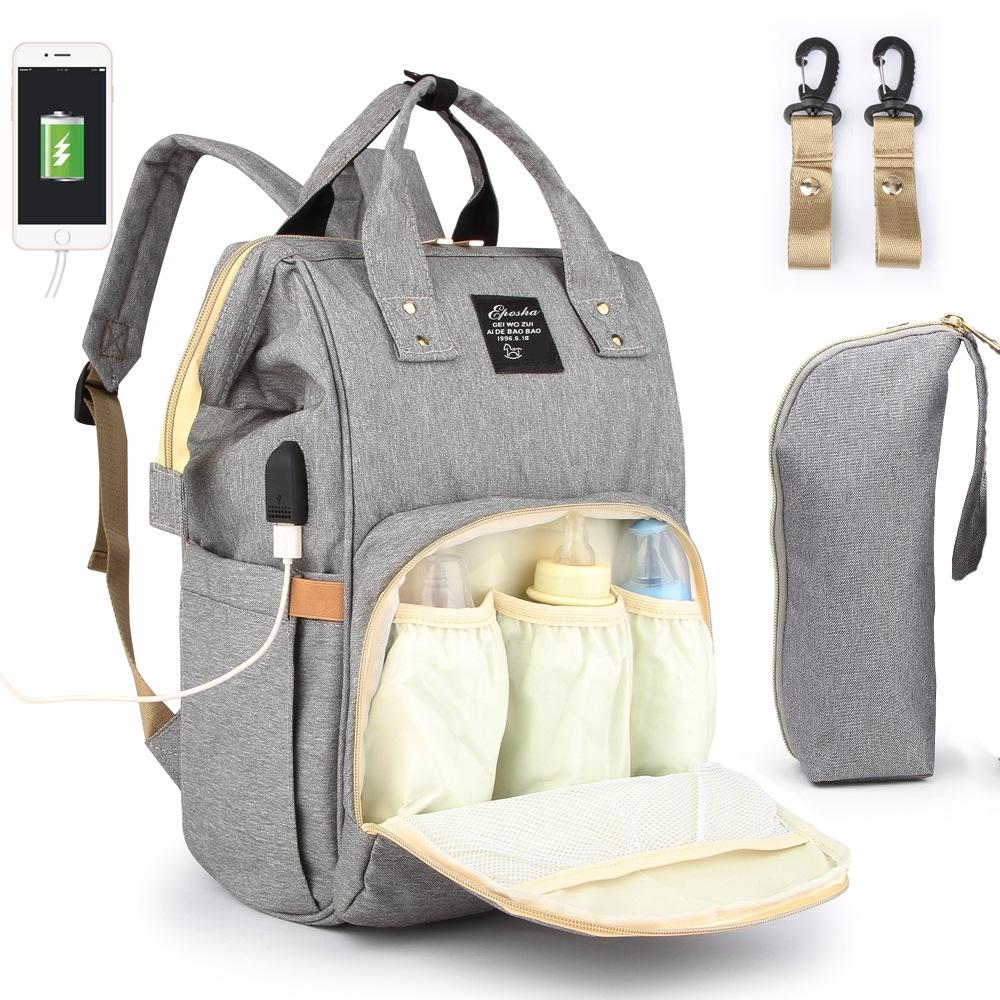 BAGnBAGs MB-007 케주얼 기저귀 가방
