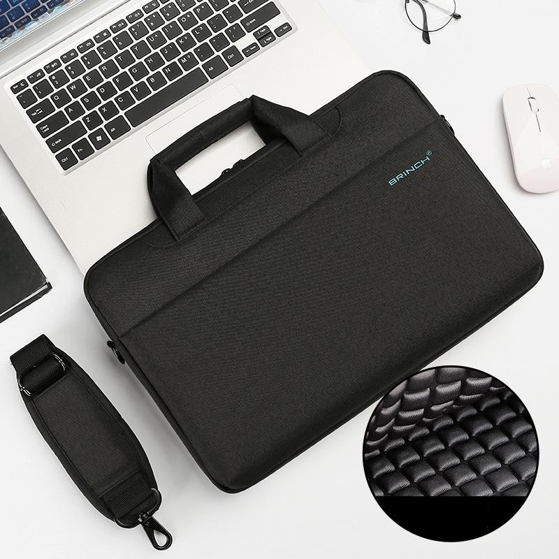 충격보호 에어쿠션 15인치 노트북가방 BRINCH BW-307