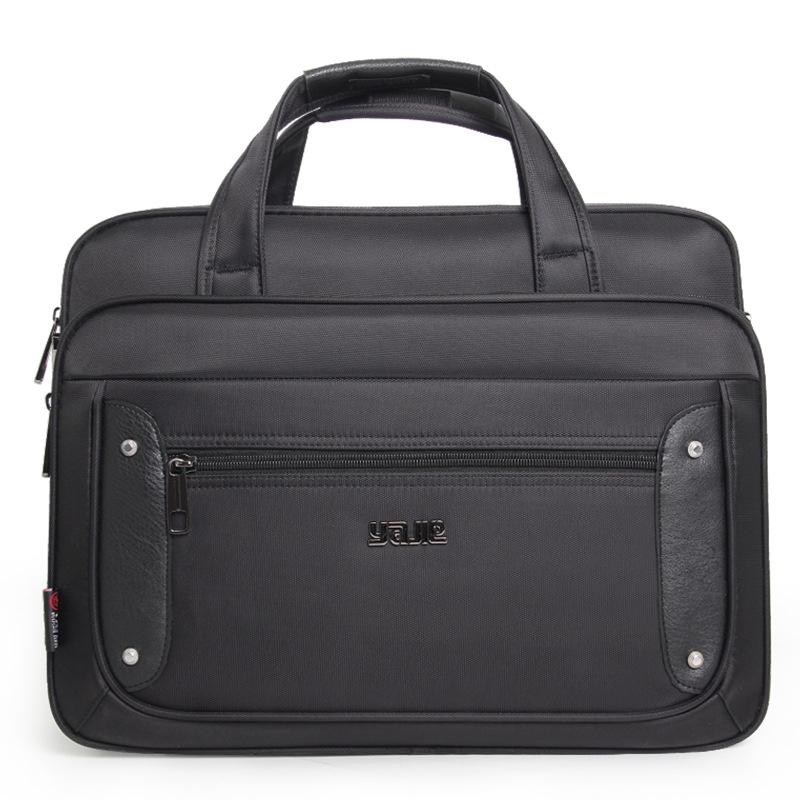 대용량 수납 17.3인치 노트북가방 BAGnBAGs YJ-6606