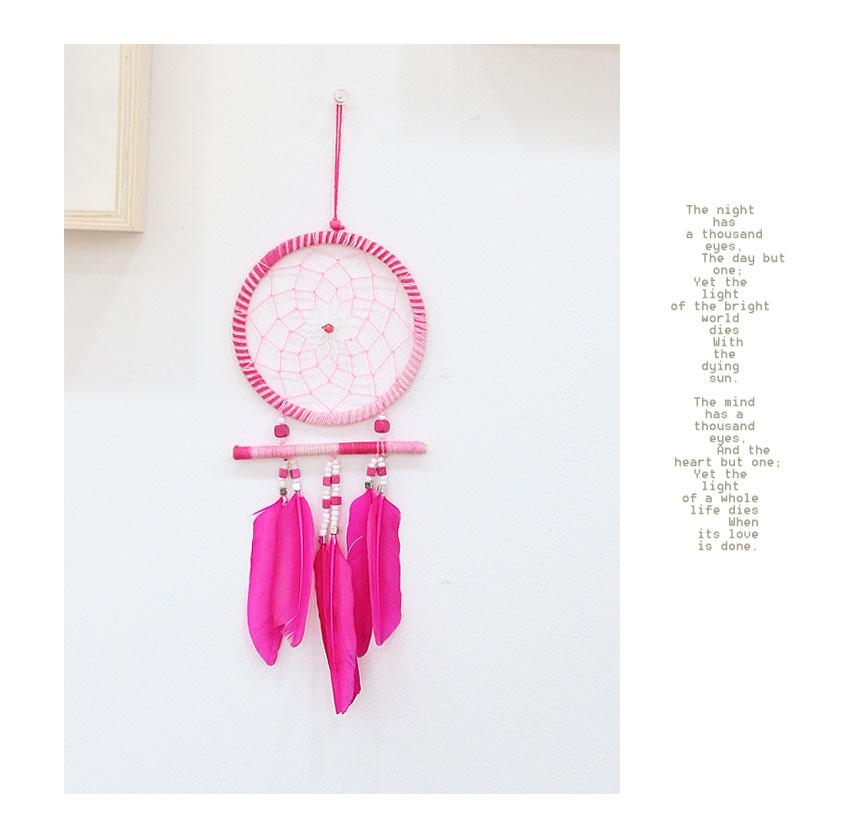 외나무그라데이션 드림캐쳐 - 그로브, 6,500원, 장식소품, 모빌/천장데코
