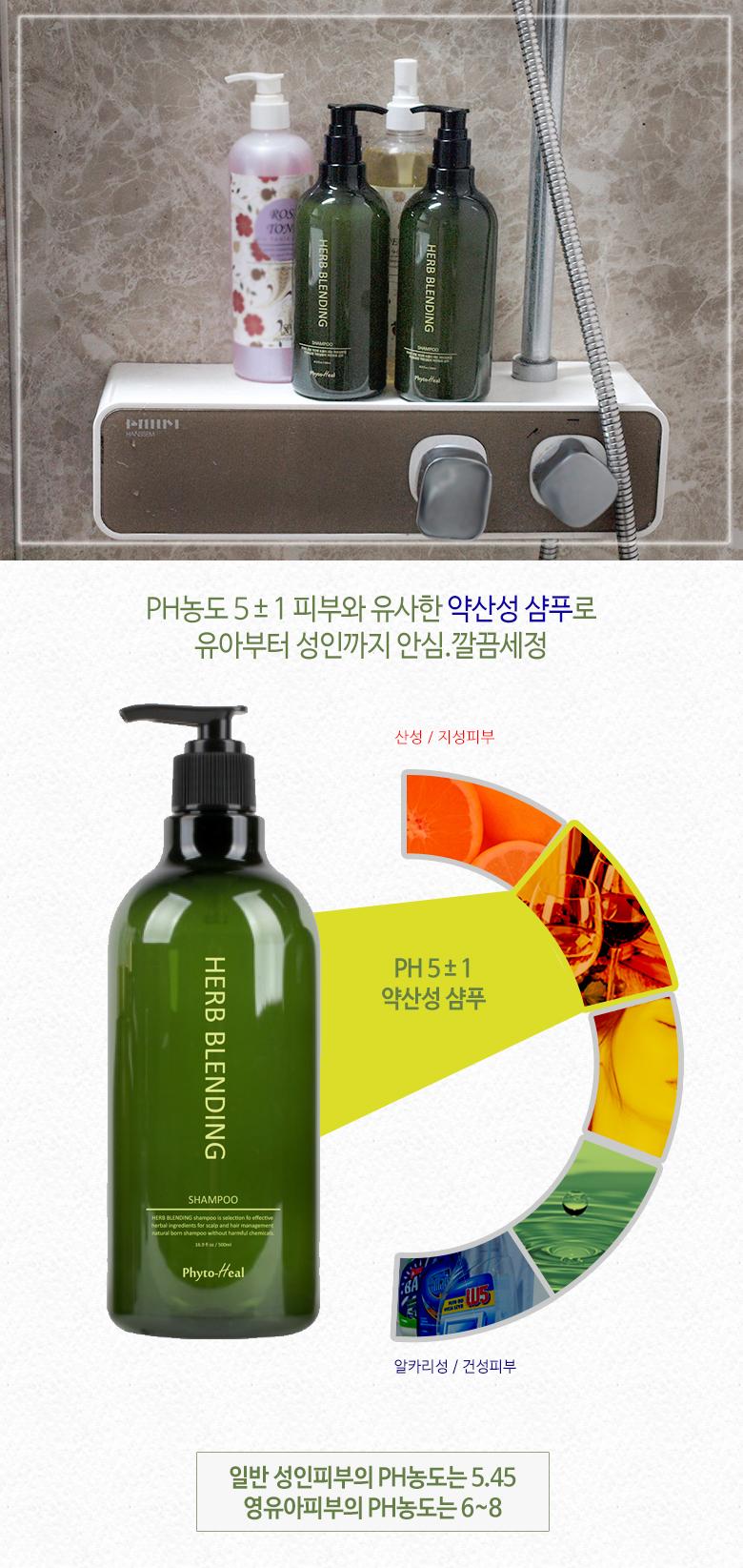 Phyto Heal Herb Blending Shampoo 500ml 11street Nature Republic Toner Seller Information