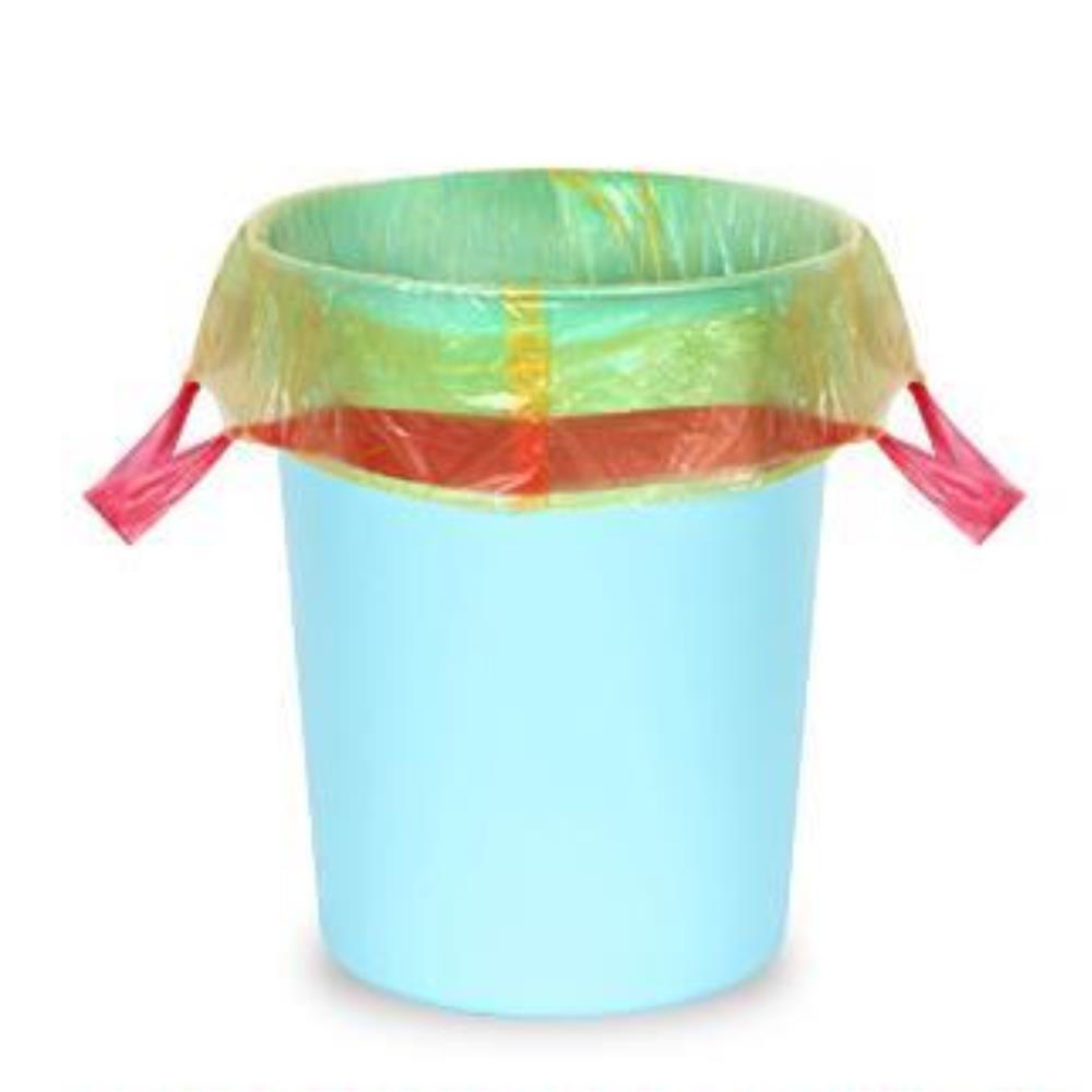 [현재분류명],(10개묶음)끈있는 쓰레기 비닐봉지 15매롤 색상랜덤,자동끈비닐봉지,비닐봉투,쓰레기비닐,쓰레기봉투,분리수거