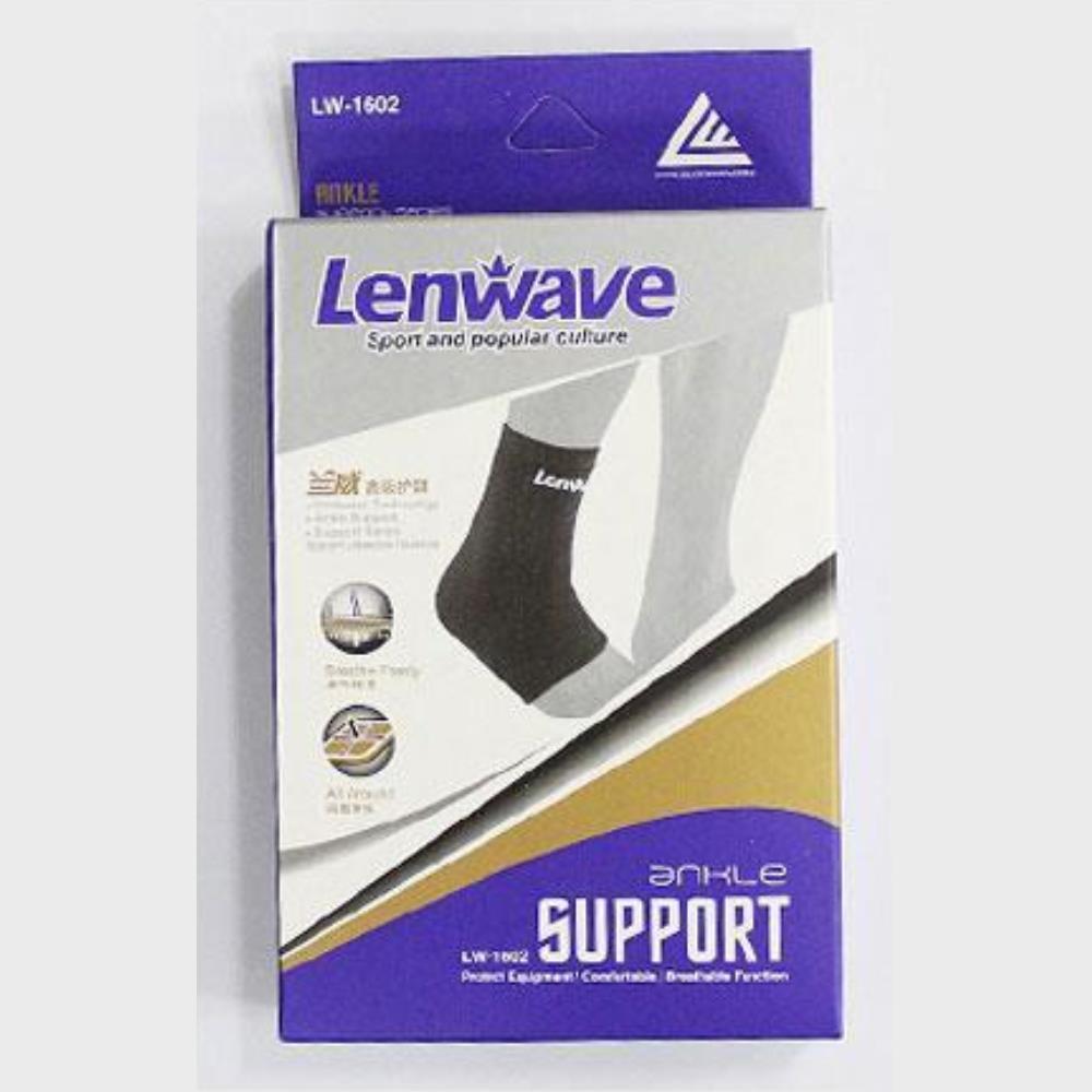 [현재분류명],(5개묶음)LenWave 발목보호대 1p,K40023A,런웨이브,보호대,발목보호대,발목보호