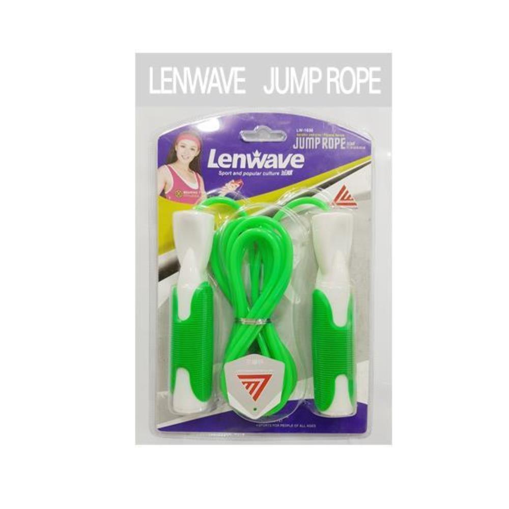 [현재분류명],(10개묶음)LenWave 1636 줄넘기,런웨이브,줄넘기,이지그립줄넘기,헬스,운동