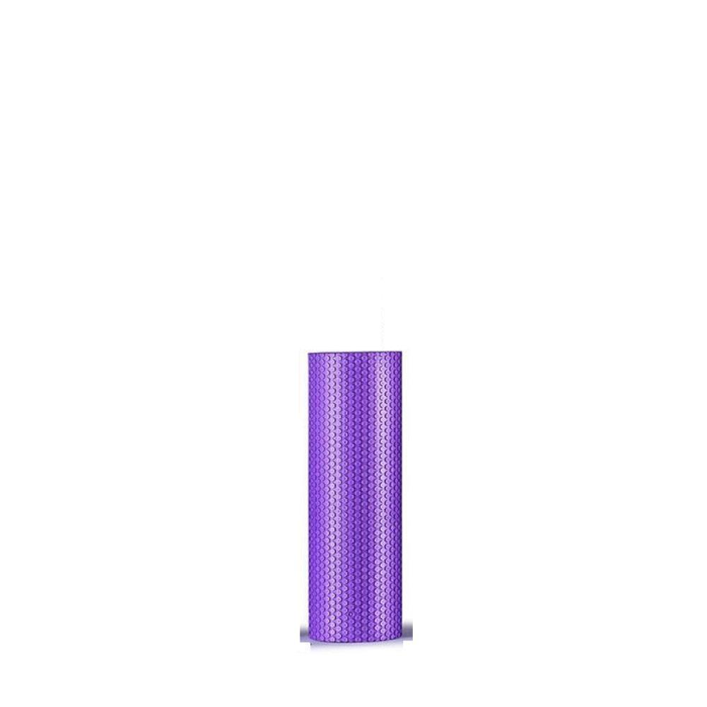 EVA소재 육각벌집 돌기형 폼롤러 45cm