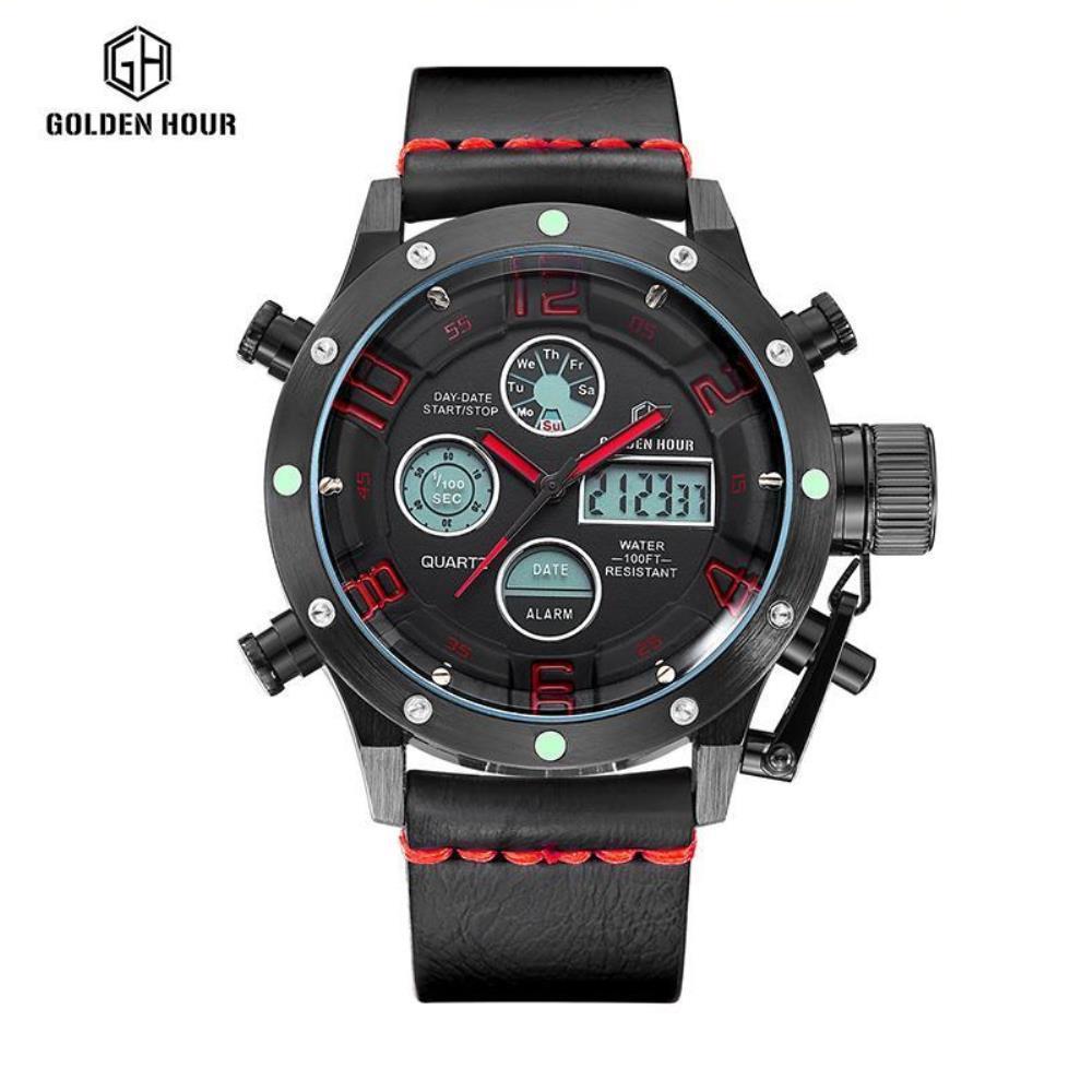 남성 정장 손목시계 GH106 선물케이스포장