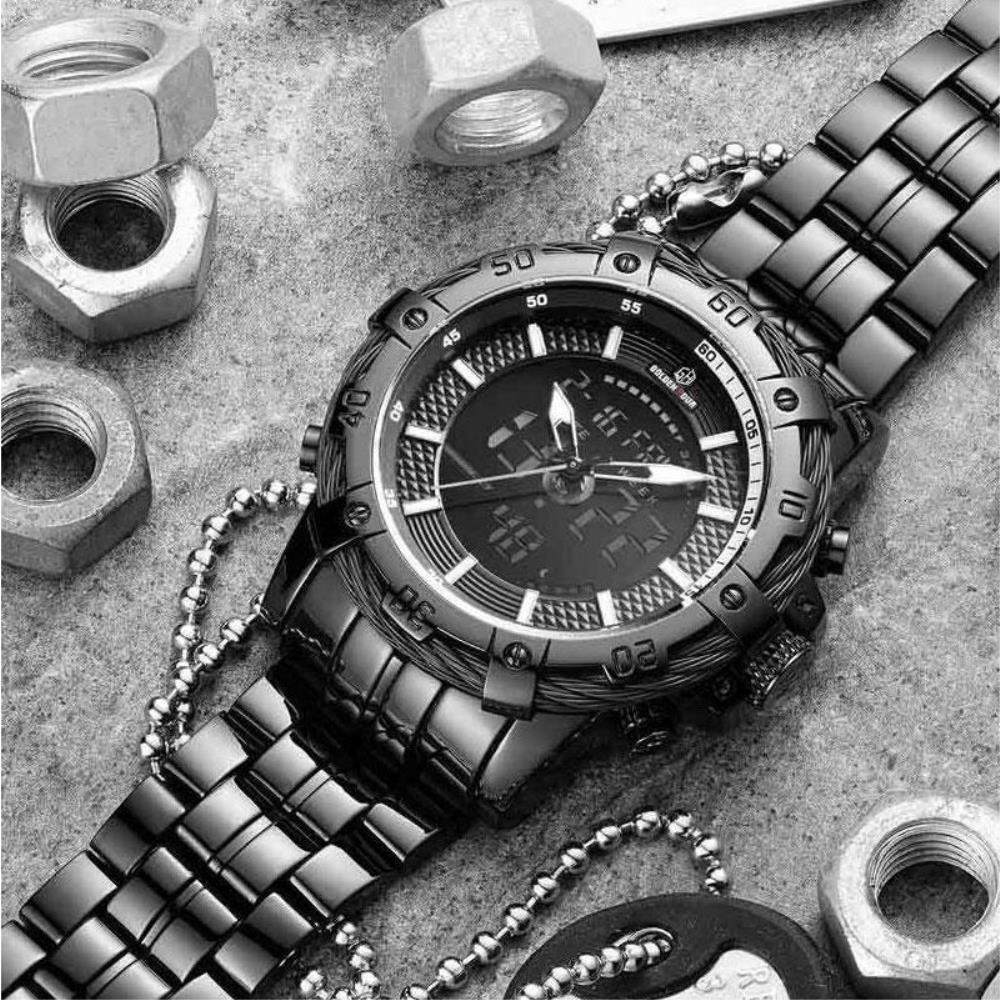 남성 정장 손목시계 AL35 선물케이스포장