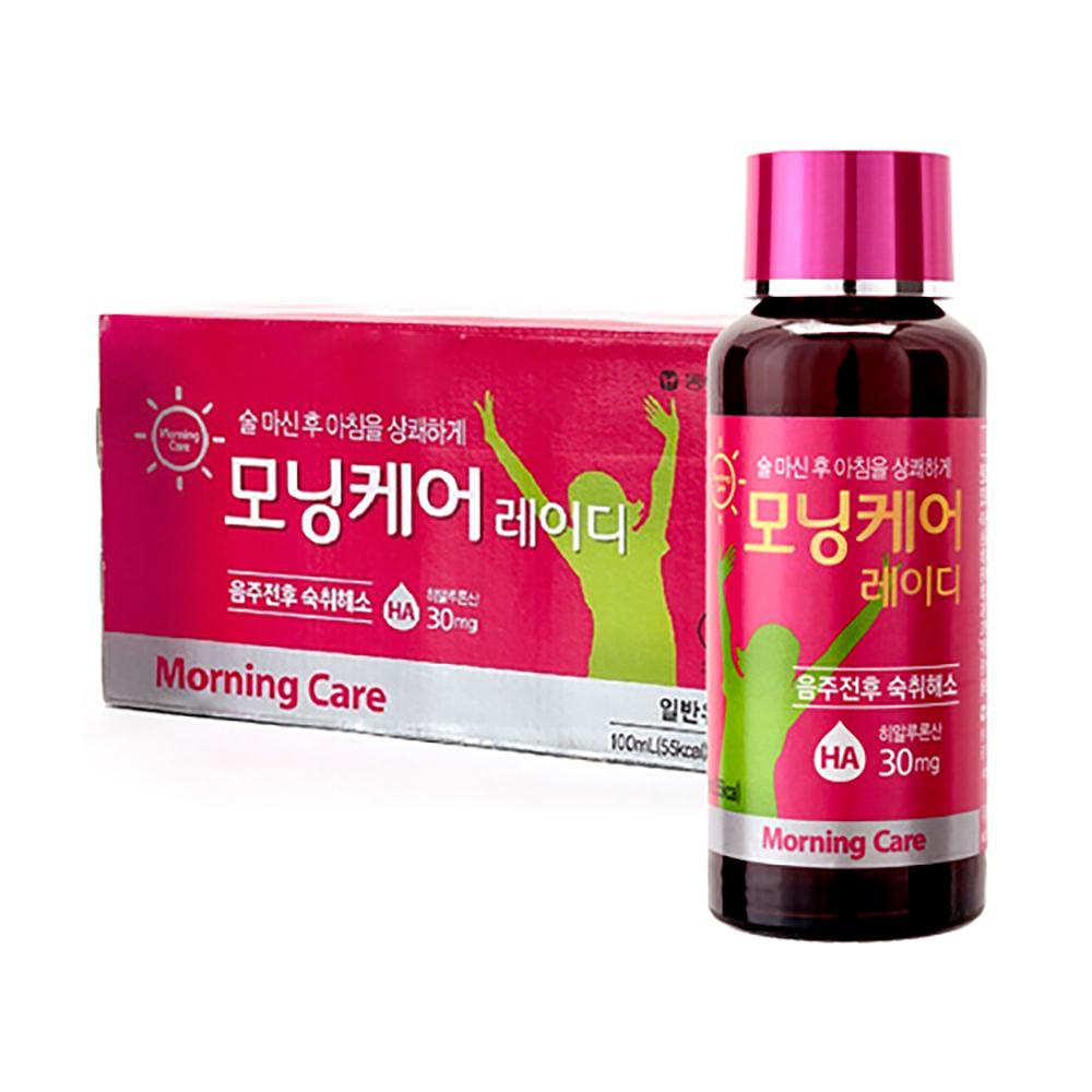 [동아제약] 모닝케어 레이디 100ml x 10병