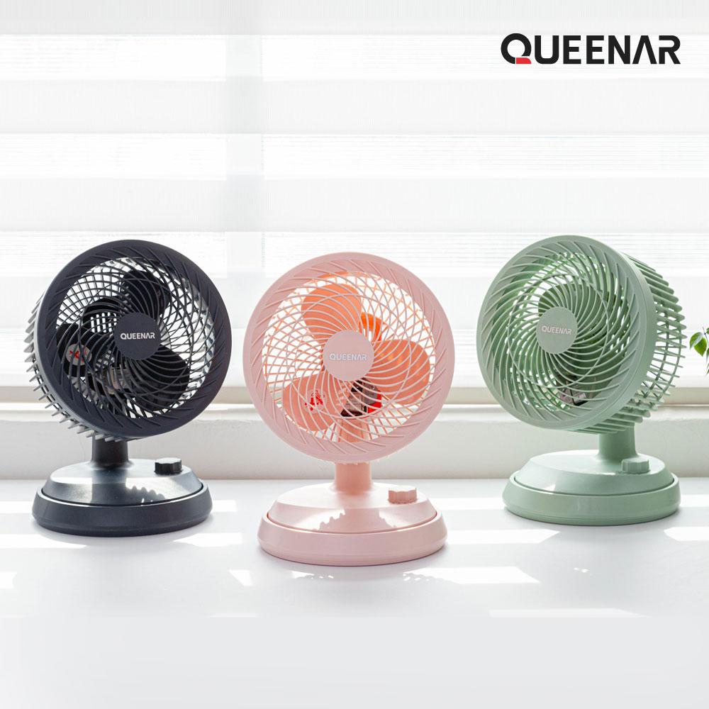 [퀸나] 에어 서큘레이터 / QNCL-2000 (핑크)
