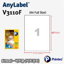 V3110F (0칸) [100매] 8805806031126