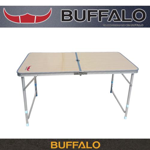 버팔로 아파치 2폴딩 캠핑 테이블 높이조절가능