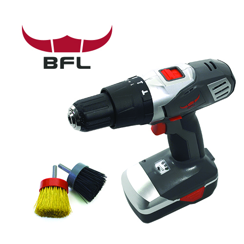 BFL 익스트림 파워 무선 전동 해머드릴세트 (다용도브러쉬2종) 18V