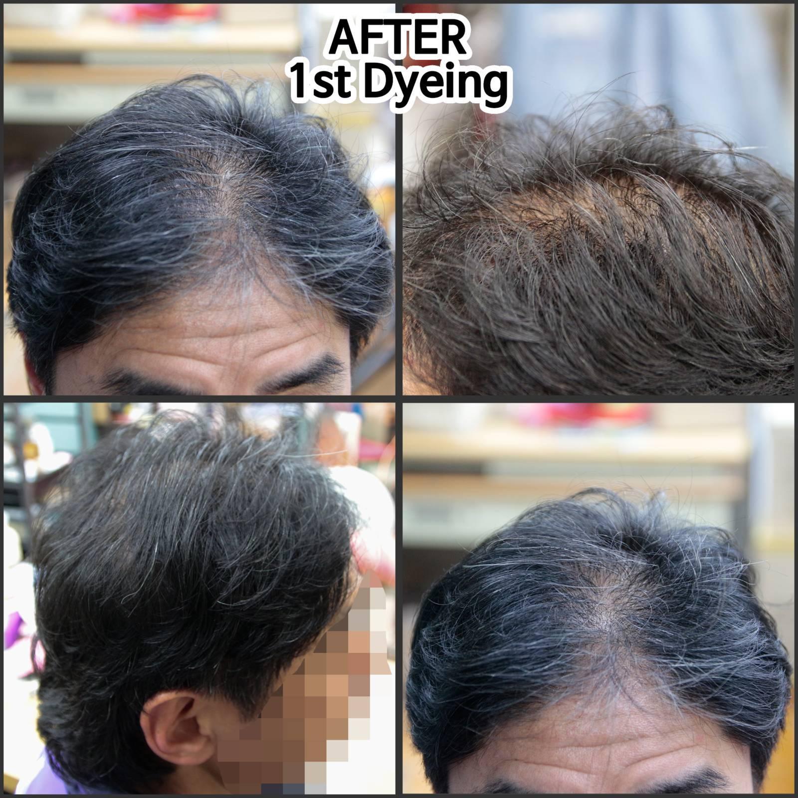 [OJYA] HAIR COLOR Organic herbal dye (100g)