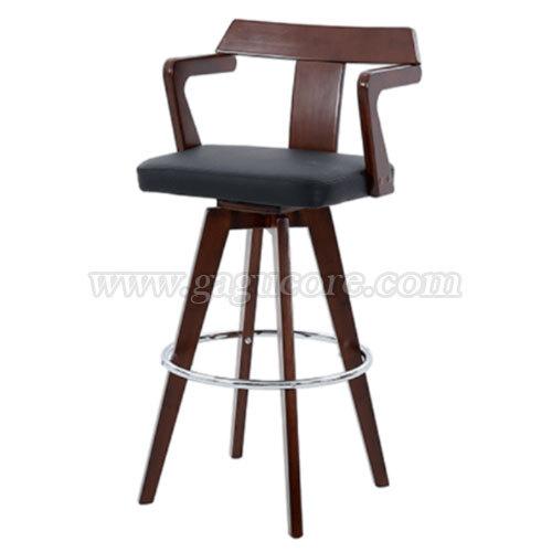 로체빠텐(회전)(업소용의자, 카페의자, 인테리어체어, 바의자, 바테이블의자, 목재빠체어, 회전빠체어)