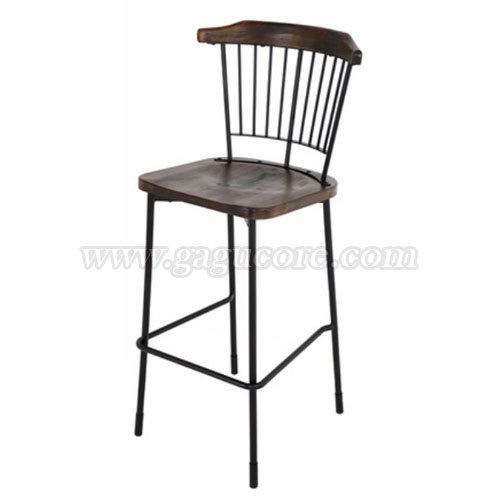티몬우드빠텐(바의자, 바테이블의자, 철재바체어, 스틸바체어, 인테리어바체어)