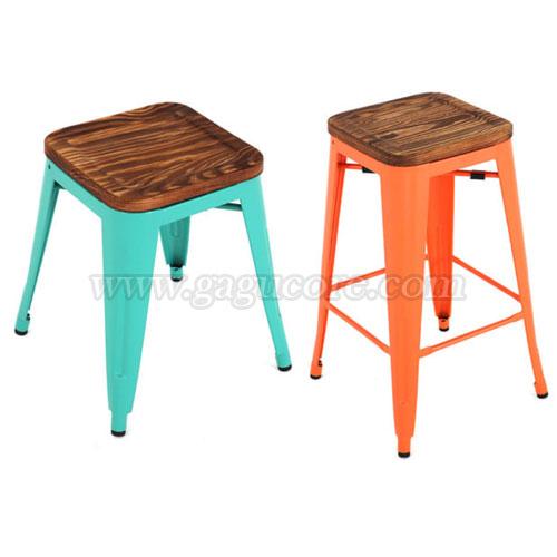 메쉬우드스툴2 / 메쉬우드빠텐2(바의자, 바테이블의자, 철재의자, 스틸체어, 보조의자)