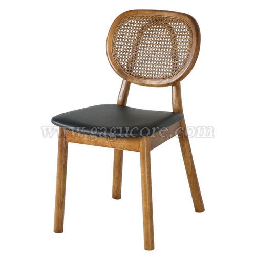 클로버체어(업소용의자, 카페의자, 인테리어체어, 목재의자, 우드체어, 레스토랑체어, 라탄체어)