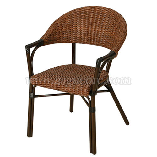 올레나체어(업소용의자, 카페의자, 라탄체어, 철재의자, 인테리어체어, 야외용체어, 아웃도어체어)