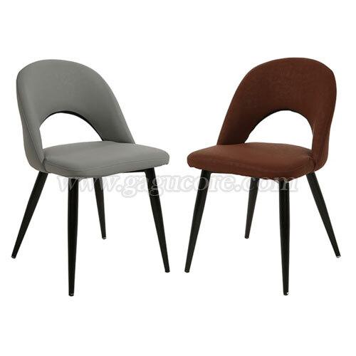 로망체어2(업소용의자, 카페의자, 철재의자, 스틸체어, 인테리어의자, 레스토랑체어)