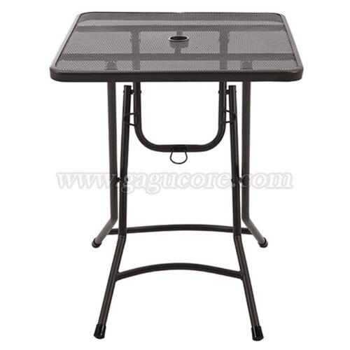 접이식망탁자(사각)(업소용테이블, 카페테이블, 야외테이블, 아웃도어테이블, 인테리어테이블, 접의식망탁자)