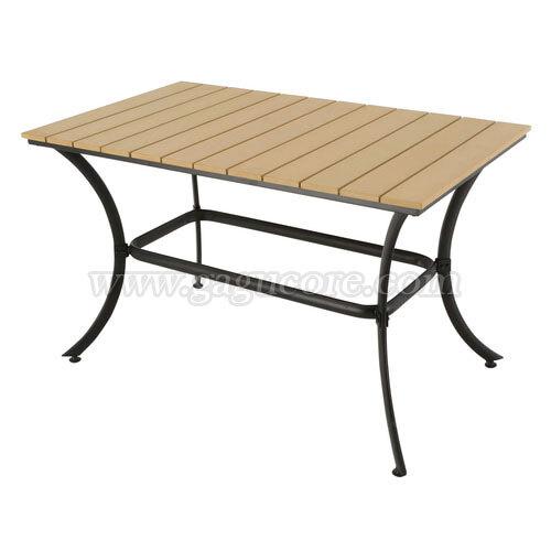 합성수지목테이블1200*700(업소용테이블, 카페테이블, 야외테이블, 인테리어테이블, 아웃도어테이블)
