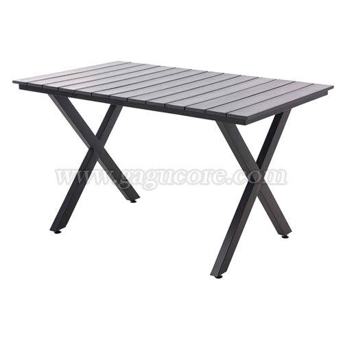 합성수지목테이블1300*800(업소용테이블, 카페테이블, 야외테이블, 인테리어테이블, 아웃도어테이블)