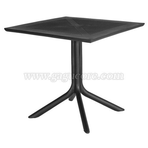 마닐라테이블(업소용테이블, 카페테이블, 야외테이블, 인테리어테이블, 아웃도어테이블)