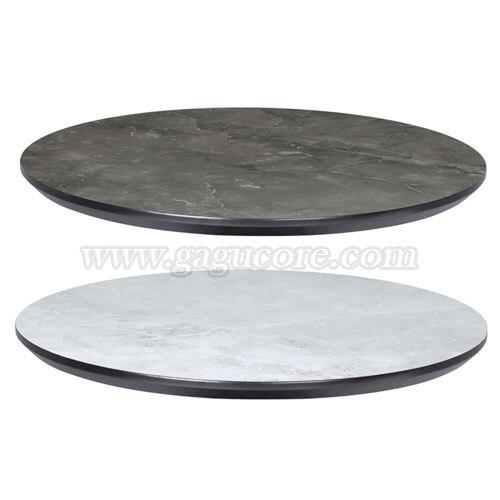 폴리카보네이트상판(원형)(업소용테이블, 카페테이블, 인테리어테이블, 목재테이블, 테이블상판, 원형테이블)