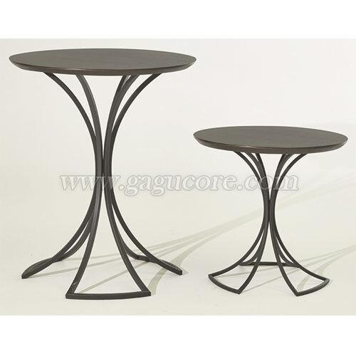 크로바커피테이블 / 크로바테이블(업소용테이블, 카페테이블, 인테리어테이블, 테이블다리, 레스토랑테이블)