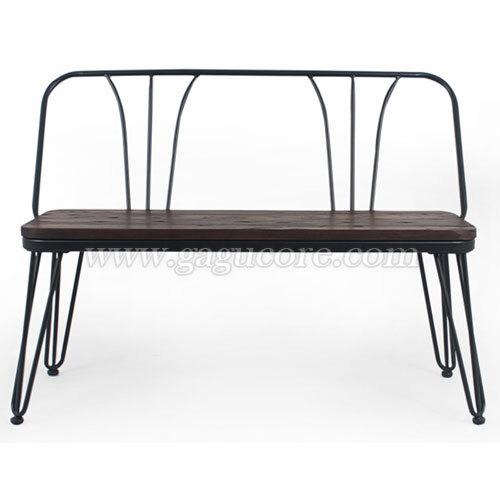 벤치A형장의자(업소용의자, 카페의자, 철재의자, 스틸체어, 인테리어의자, 레스토랑체어)