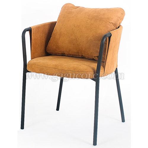 캐슬 체어(업소용의자, 카페의자, 인테리어의자, 철재의자, 스틸체어, 암체어)