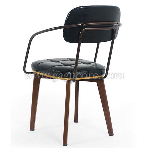 콘싸인 암체어(업소용의자, 카페의자, 인테리어의자, 철재의자, 스틸체어, 암체어)