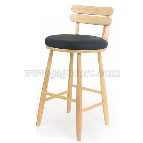 잠자리 바체어(업소용의자, 카페의자, 인테리어체어, 바체어, 우드체어)